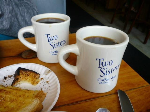Two Sisters Coffee Shop