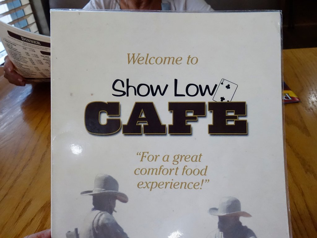 Show Low Cafe
